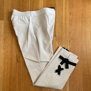 NWT Express Women's Pants with bows XS